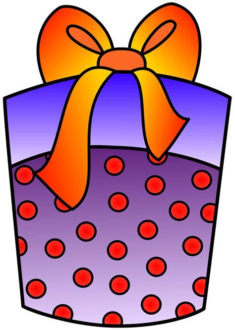 best free clip birthday present clip free clipart best