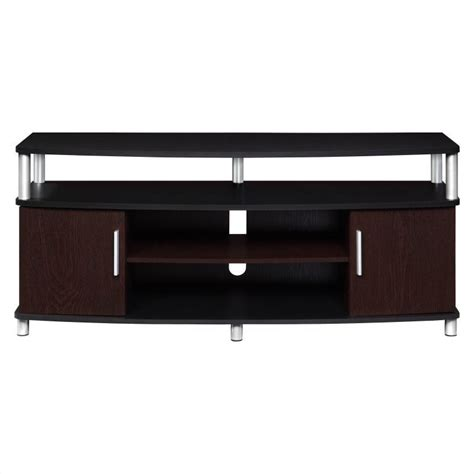 Altra Furniture Tv Stand by Altra Furniture Carson 50 Quot Tv Stand In Cherry 1195196