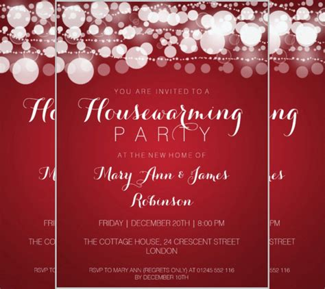 housewarming greeting cards templates housewarming invitation template 32 free psd vector