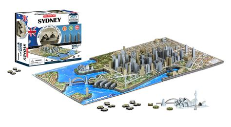 4d Puzzle by Rebuild Mankind S Most Cities Via 4d Cityscape Puzzles