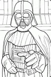 darth vader coloring page wars coloring pages coloring pages to print