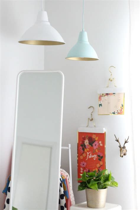 spray paint hacks 10 times gold spray paint made ikea products even better