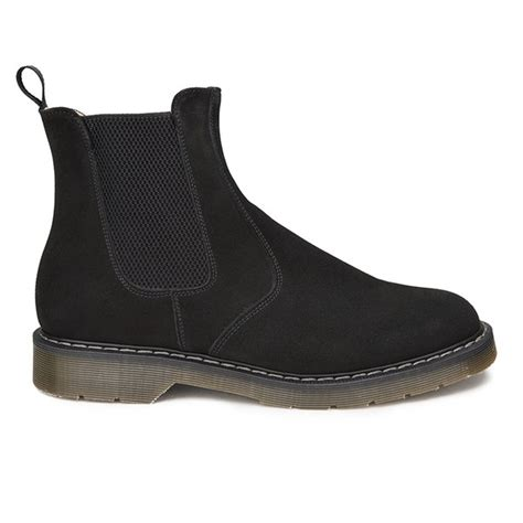 ymc s solovair suede chelsea boots black free uk