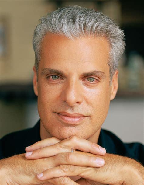 do men like grey hair do you like gray hair in men