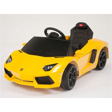 Licensed Lamborghini Ride On Licensed Lamborghini Aventador Lp700 Rc Ride On Car