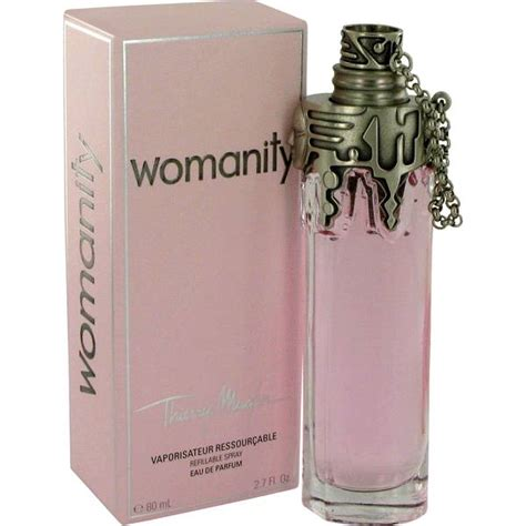 Parfum Thierry Mugler womanity perfume for by thierry mugler