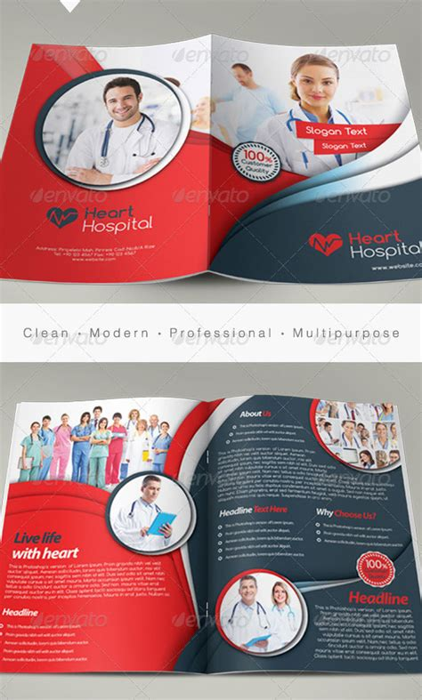 34 Super Awesome Psd Brochure Design Templates Web Graphic Design Bashooka Awesome Brochure Templates