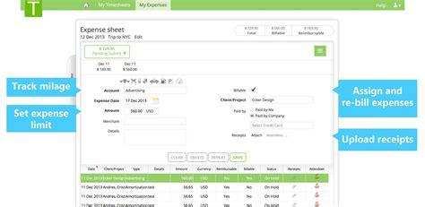 Expenditure Report Quickbooks by Timerewards Quickbooks App Store