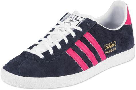Adidas Gazelle adidas gazelle og w chaussures bleu blanc
