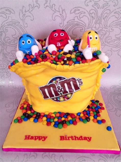mms cake m m cake fondant gum paste cakes pinterest