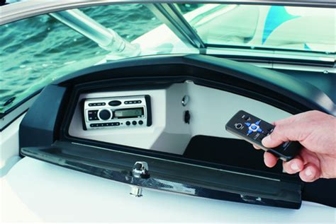 boat stereo marine audio mobile installation page