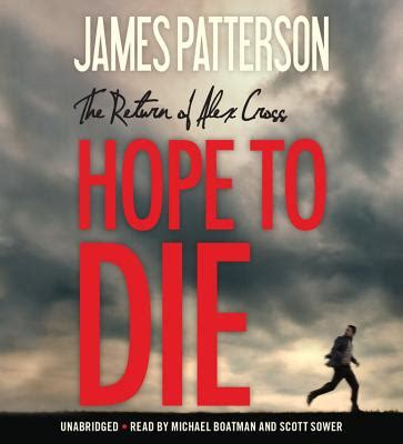libro hope to die alex hope to die alex cross novels 22 compact disc brilliant books