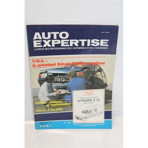 Sra Auto by Revue Auto Expertise Fiches Sra Citro 235 N C15 Vintage Garage