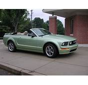 TopWorldAuto &gt&gt Photos Of Ford Mustang Convertible  Photo