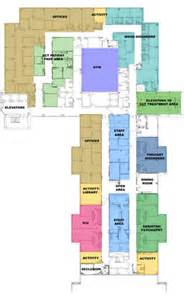 inpatient psychiatric hospital floor plan trend home