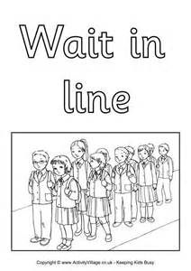 Waiting In Line Lyrics Outlines by Classroom Maestratrend
