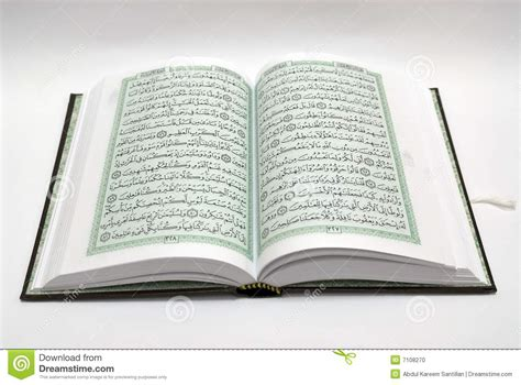 quran stock photo image  quran open holy pattern