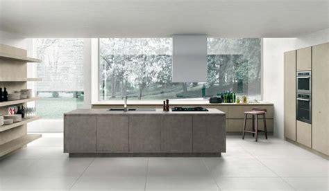 Resina In Cucina Al Posto Delle Piastrelle by Le Nostre Cucine Arredamento Moderno