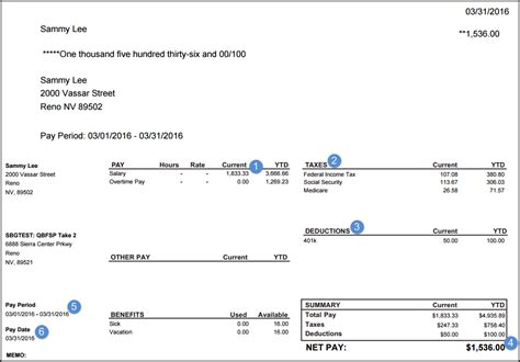 Intuit Payroll Choice Image Download Cv Letter And Format Sle Letter Intuit Pay Stub Template