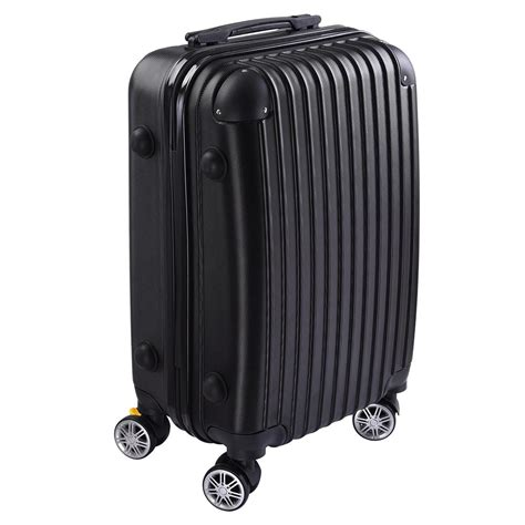 4 wheeled cabin luggage 20 quot cabin luggage suitcase shell 4 wheeled abs