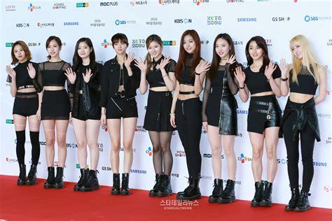 twice awards award winners of quot korea cable tv awards 2016 quot revealed