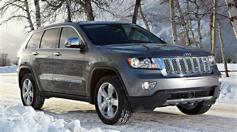 Best Tires Jeep Grand Five Vehicles That Are For Winter Driving The