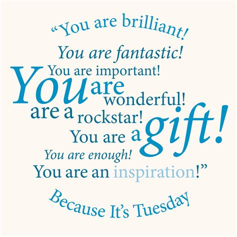 inspiration for encouraging kindness because it s tuesday
