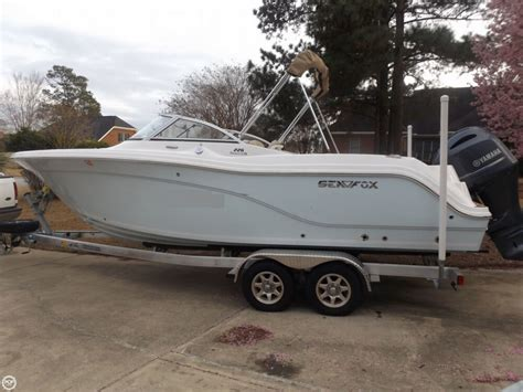 used sea fox boats for sale in sc used sea fox 226 traveler boats for sale boats