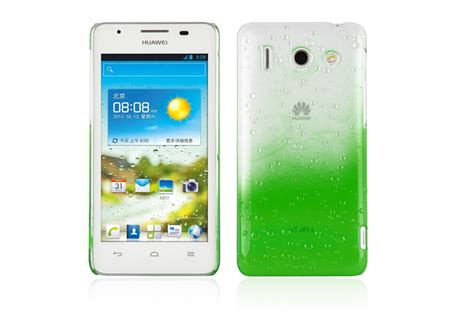 themes huawei ascend g510 3d crystal rain drop design hard case cover for huawei