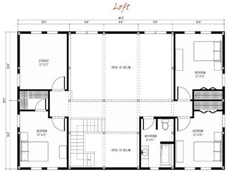 modern loft style house plans modern loft floor plans