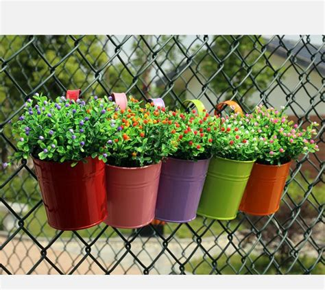 hanging flower garden get cheap unique garden pots aliexpress