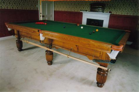 Bar Size Pool Table by Snooker Tables Pool Tables Bar Billiards Hubble Sports