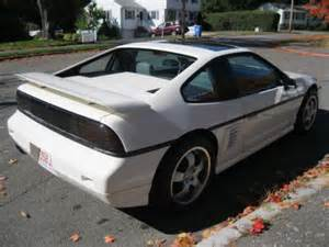 1988 Pontiac Fiero Gt For Sale 1988 Pontiac Fiero Gt For Sale On Craigslist Used Cars