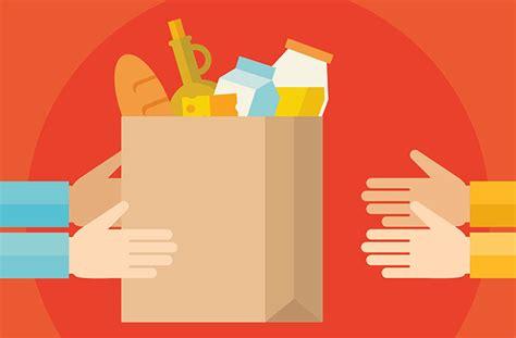 huis aan huis bezorgen maaltijdbox aan huis boodschappen thuis geleverd