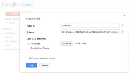format date bigquery qlikview and google bigquery data visualization for big