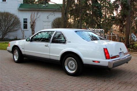 on board diagnostic system 1984 lincoln mark vii windshield wipe control service manual purchase 1992 lincoln mark vii buy used 1992 lincoln mark vii lsc sedan 2