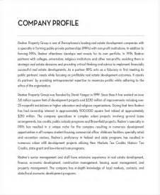 exle of a description template 9 company description exles free premium templates