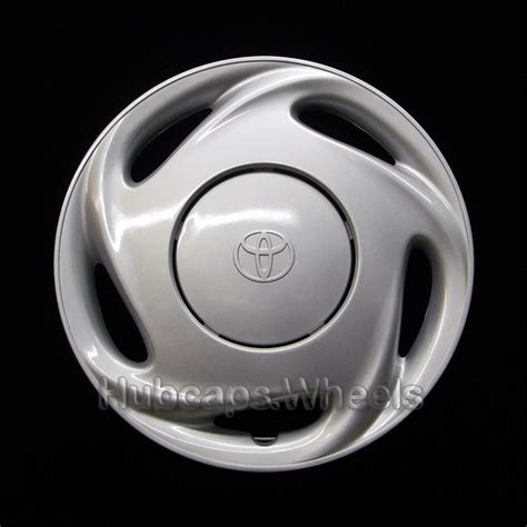 house of hubcaps toyota corolla 14in hubcap wheel cover 1998 1999 2000 61097 silver ebay