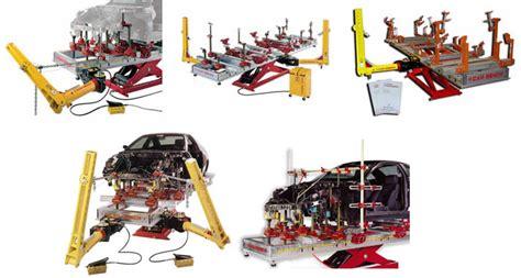 car bench jig collision repair equipment hung fong equipment supply sdn bhd