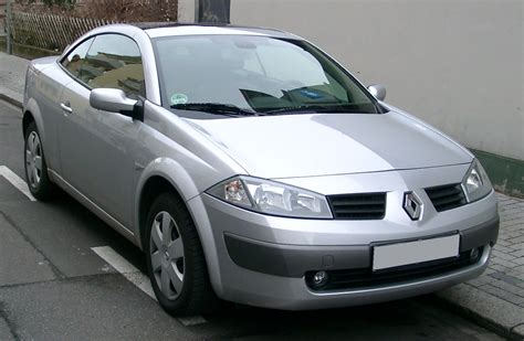 megane renault 2008 2008 renault megane iii cc pictures information and