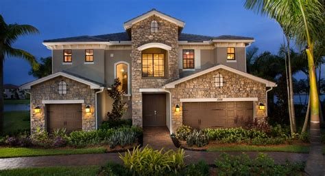 miralago at parkland estate collection new home community
