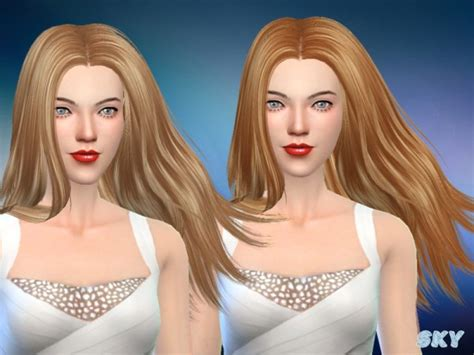 the sims resource stealthic captivated hair sims 4 sims 4 hairs the sims resource afra 282 hair by skysims