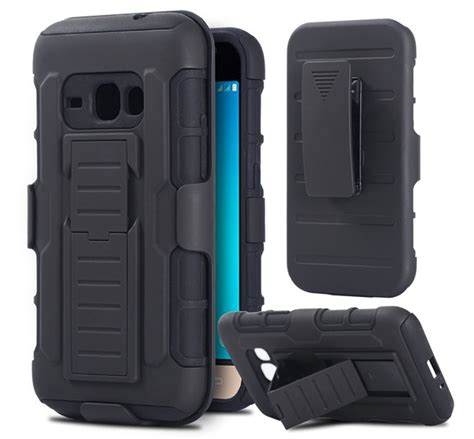 Samsung J7 Anti Air Capa Anti Choque Suporte Cinto Samsung J1 J3 J5 J7 The