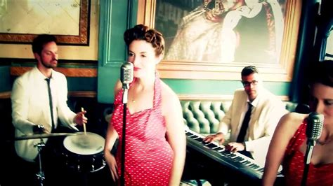 swing bands london vintage swing band london youtube