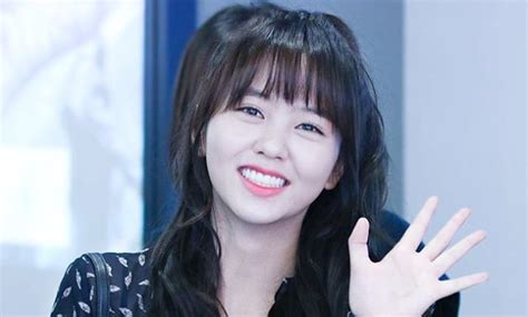 film baru kim so hyun til polos di lokasi syuting film pure love kim so