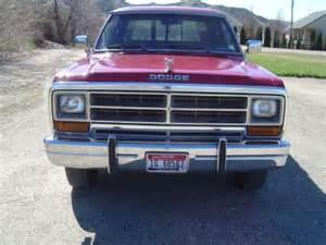 1990 Dodge Power Ram 250 Purchase Used 1990 Dodge Power Ram 250 Le 4x4 Clubcab