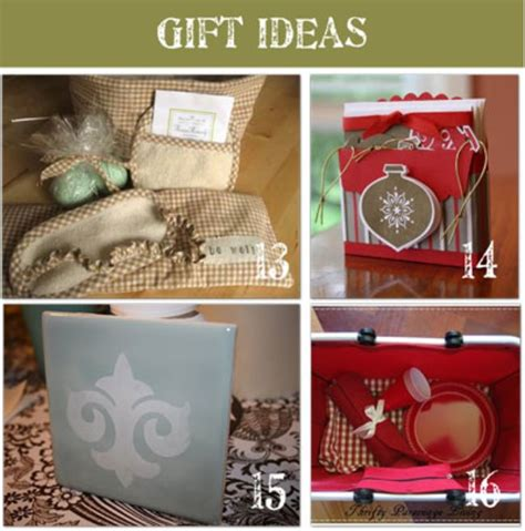Cheap Handmade Gifts - 16 cheap gift giving to make tip junkie