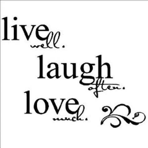 live laugh live laugh wall d 233 cor from wall decals to hanging