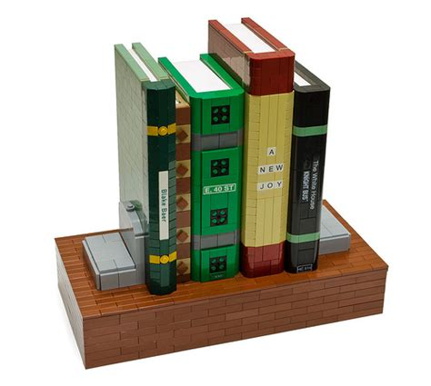 this lego bookshelf safe protects your small plastic