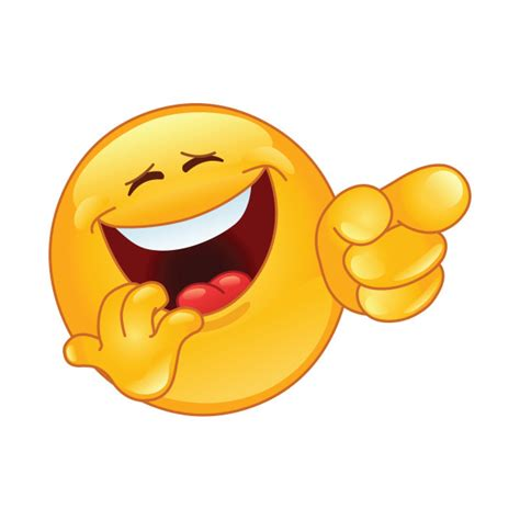 emoji laugh laughing and pointing emoji emoticon t shirt teepublic
